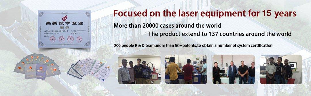 fabricante da máquina de estaca do laser da fibra--LASER DE LEIMING